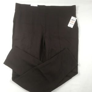 Style Co Plus 14W Black Leggings NWT $50